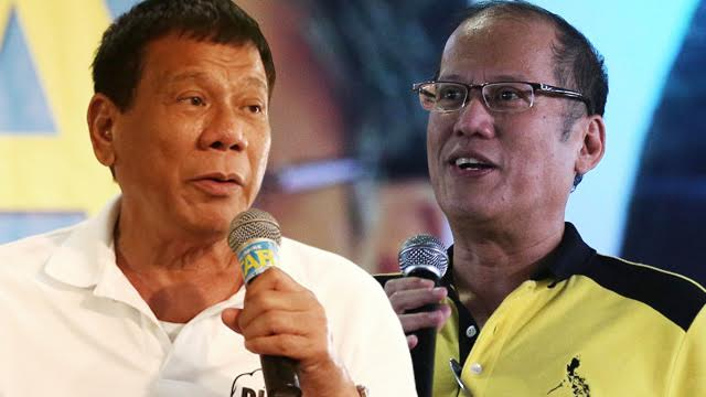 AQUINO: WILL REFRAIN GIVING COMMENTS ABOUT DUTERTE ADMINISTRATION FOR A YEAR