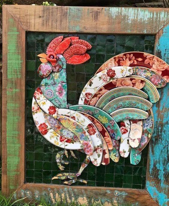 mozaikowe inspiracje