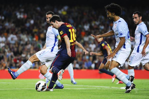 pictures Lionel Messi vs Granada liga 2012/2013 on ...