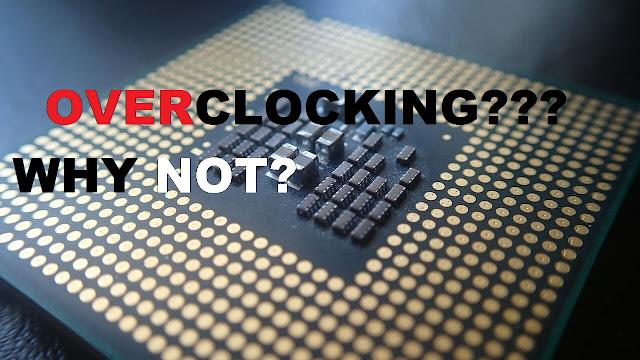 kurang lebih meningkatkan performa suatu hardware dari kondisi default Tips aman persiapan sebelum melakukan Overclock