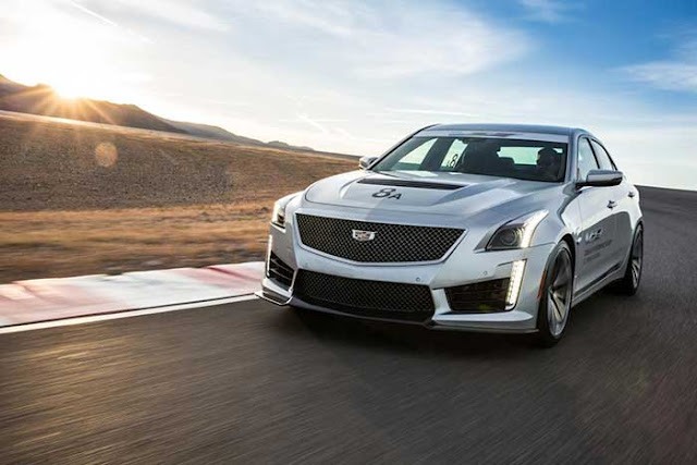 Two days at Cadillac's V-Performance Academy turned me from a wannabe racer into a lap record chaser