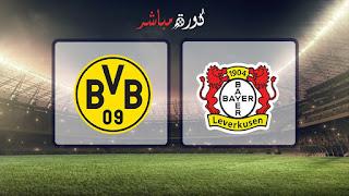 مشاهدة مباراة بوروسيا دورتموند وباير ليفركوزن بث مباشر 24-02-2019 الدوري الالماني