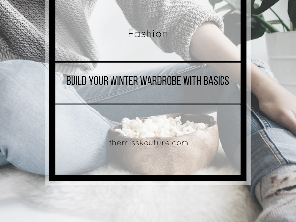 Build your winter wardrobe with basics