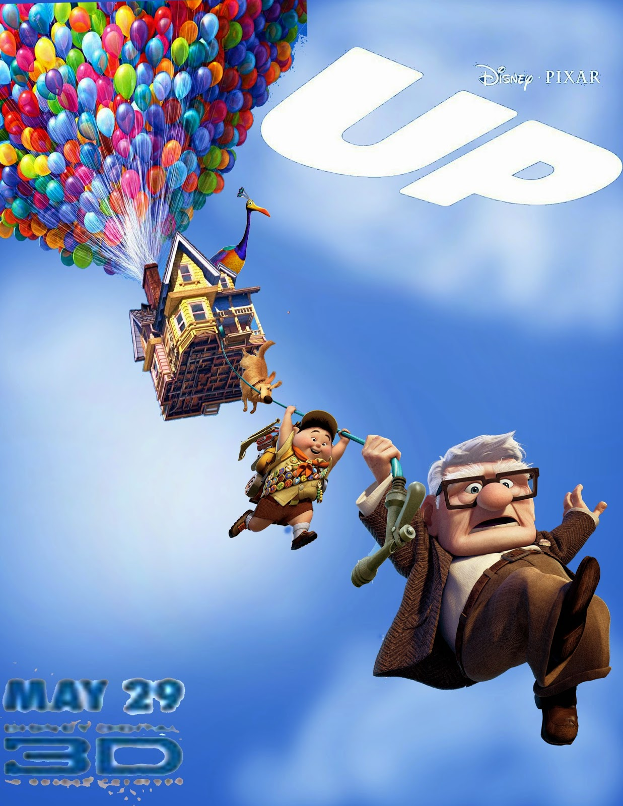 Review dan Sinopsis Film Up (2009)