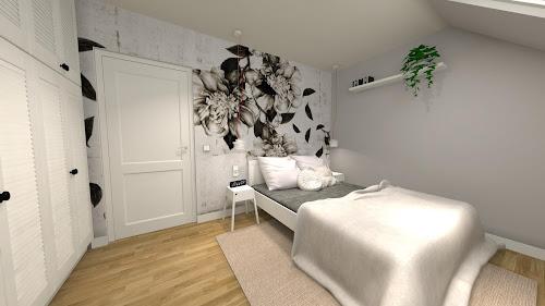 Wnętrza Projektowanie I Aranżacja Salon Z Aneksem
