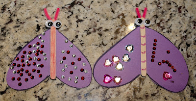 Love Bug Valentine's Day Craft Project