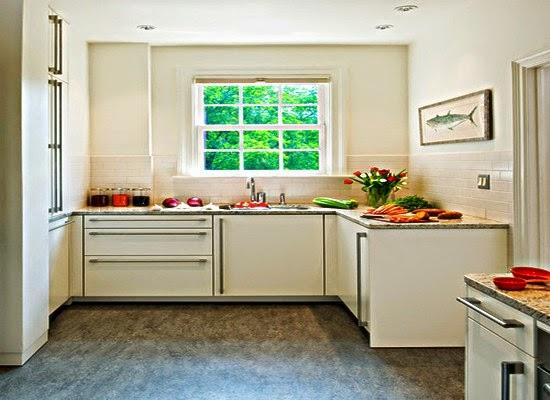 Interior Desain Dapur Kecil
