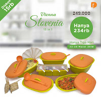 Dusdusan Vienna Slovenia Set of 13 in 1 ANDHIMIND