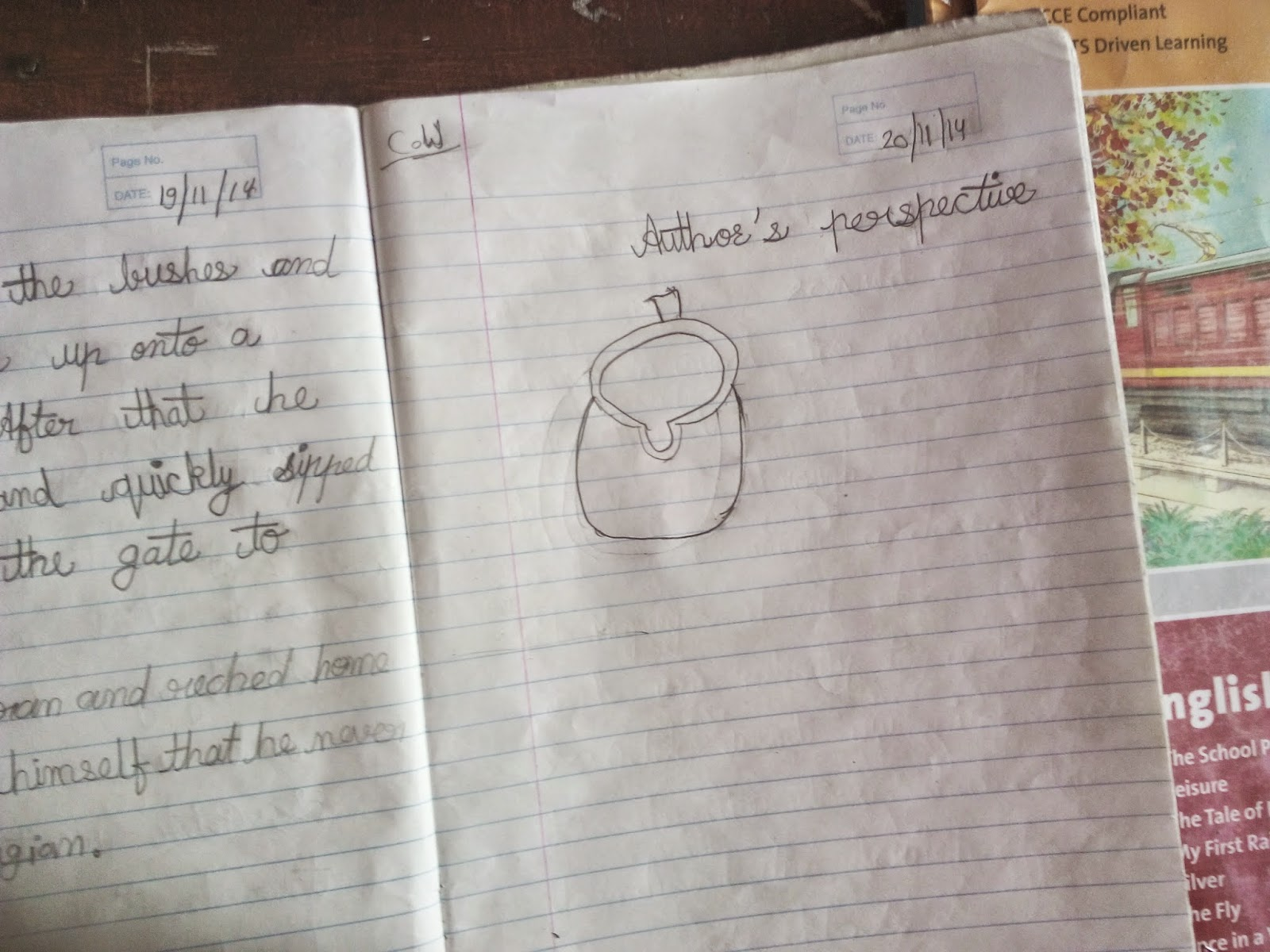 Xseed English Reader Grade 5