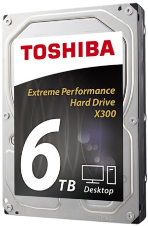 Toshiba X300 Extreme Performance