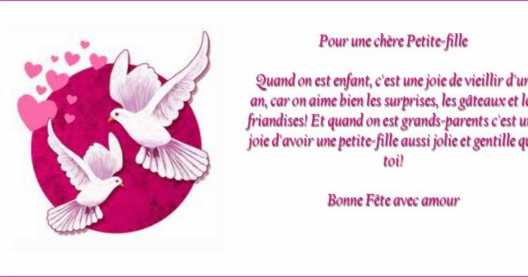 Texte Anniversaire 50 Ans A Sa Fille Clarence Willetta