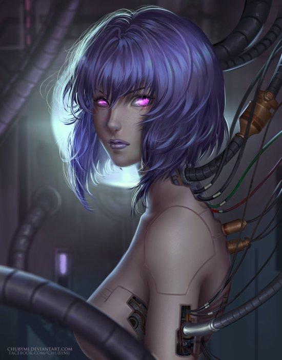 Chuby Mi deviantart artstation ilustrações fantasia mulheres games animes mangás