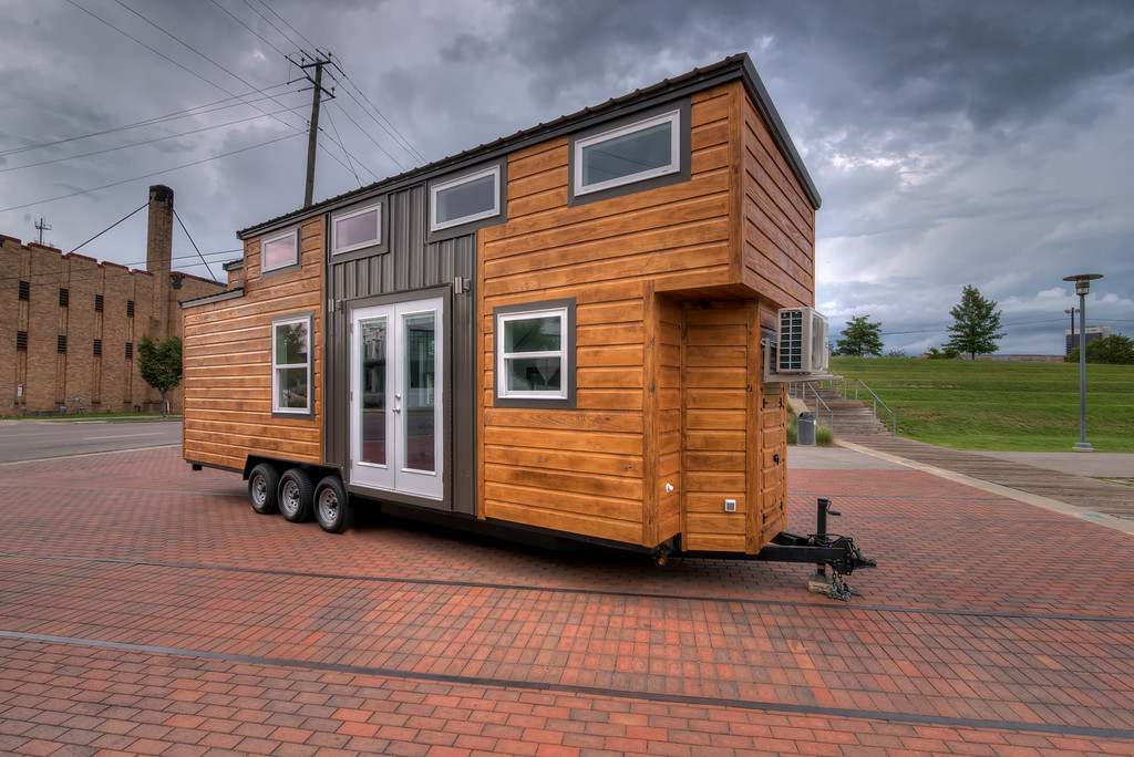 Tiny house town the freedom by alabama tiny homes for Home builders in south alabama