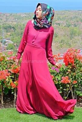 Baju Muslim Orang Pendek
