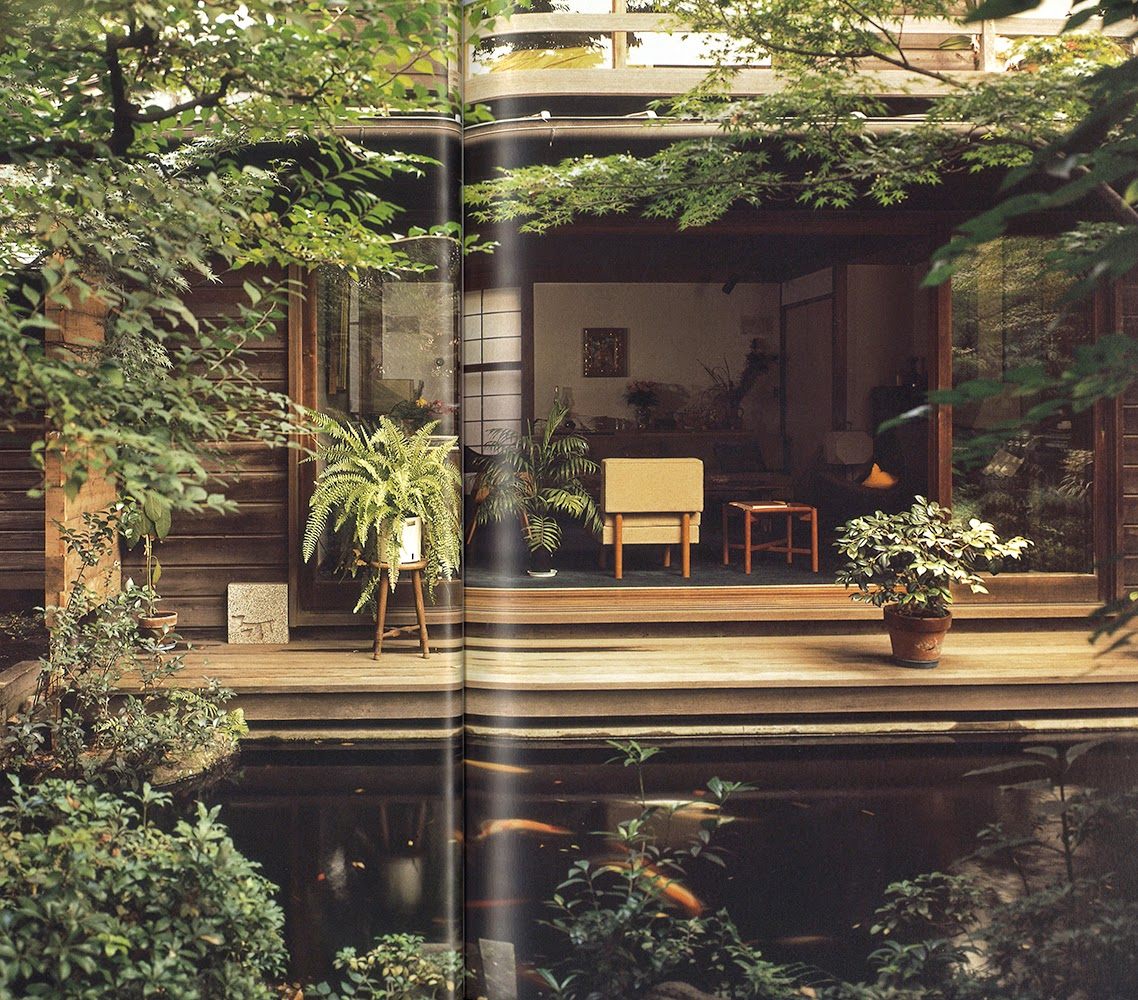 Backyard Paradise: Paradise Backyard: Junzo Yoshimura