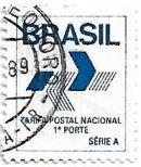 Selo Tarifa Postal Nacional