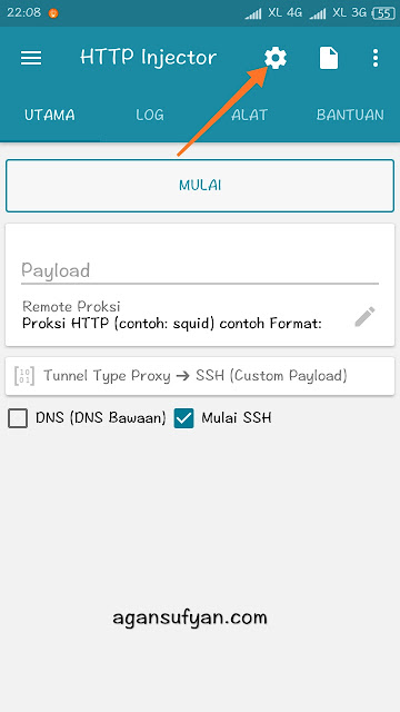 config http injector xl opok