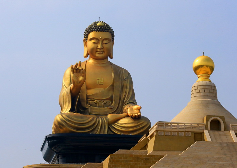 Xứ Đài được mệnh danh là kinh đô Phật giáo