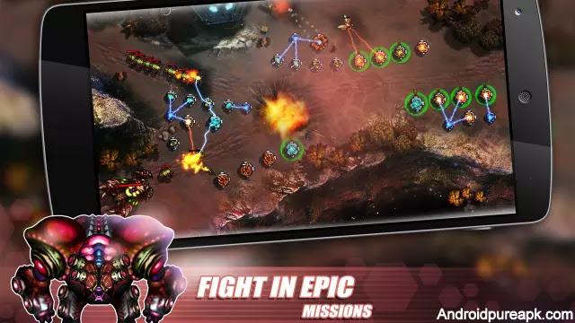 Tower Defense: Invasion Mod Apk