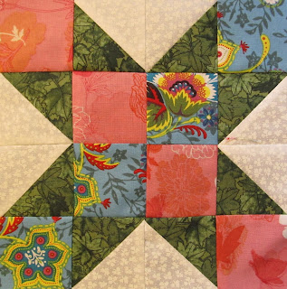 tutorial how to make a star quilt block pattern