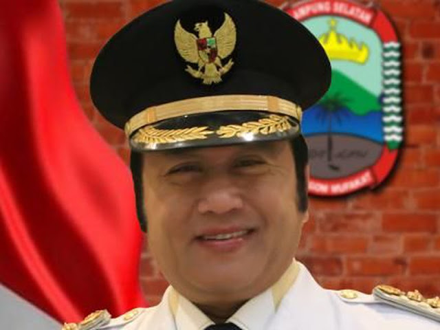 KPK OTT Bupati Lampung Selatan