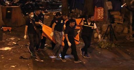 ISIS Klaim Serangan Bom Bunuh Diri di Kampung Melayu