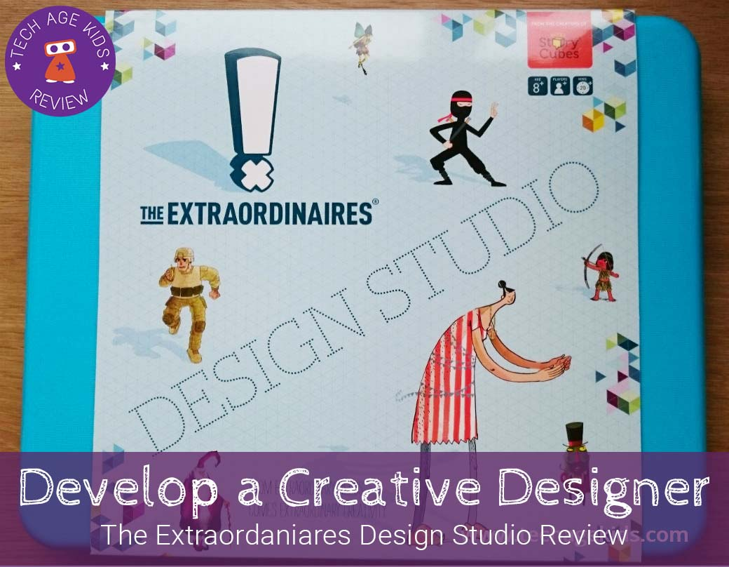 Develop A Creative Designer With The Extraordinaires Tech Age Kids Technology For Children