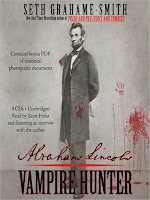 Audiobook Review: Abraham Lincoln: Vampire Hunter by Seth Grahame-Smith
