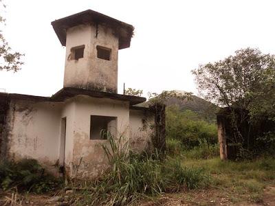 antiga prisão ilha grande, ilha grande, dois rios, antiga prisão, prisão de dois rios, ruinas, rio de janeiro