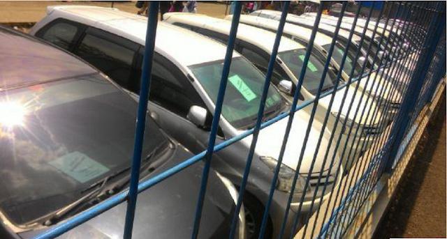 Waspada ! terjadi di Maros, Modus penipuan rental mobil dengan jaminan KTP Palsu