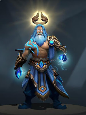 zeus bearing of the king restored dota 2 mods