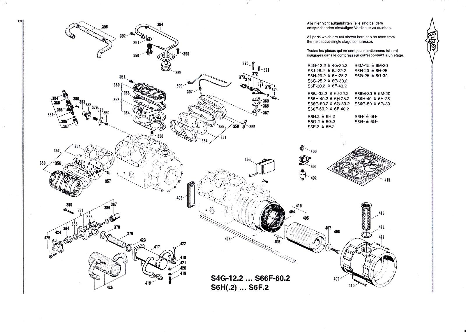 Ckc Compressor Co Ltd Bitzer