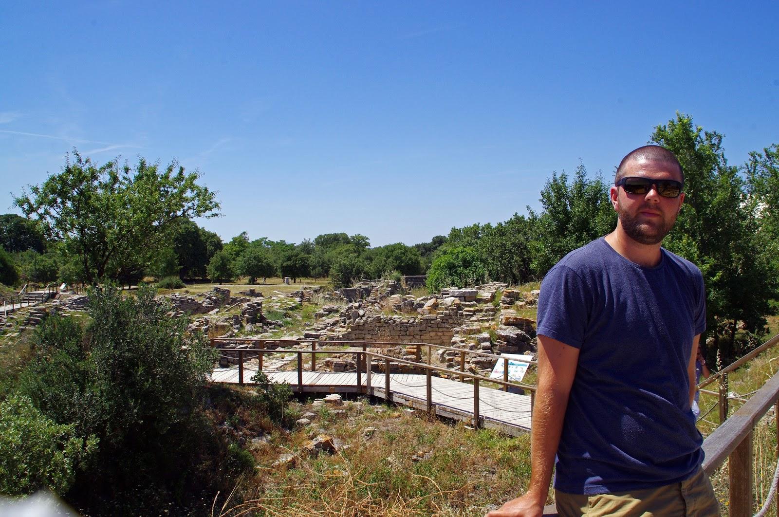 Dan in Troy