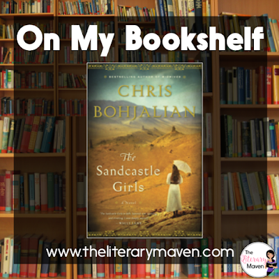 The Sandcastle Girls by Chris Bohjalian focuses on the Armenian genocide that takes place during World War I. An American young woman volunteering to help refugees falls in love with an Armenian young man who has lost his family. The cultural divide and the tragedy around them will test the strength of their relationship. Read on for more of my review and ideas for classroom application.