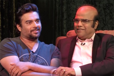 R Madhavan Interview by B H Abdul Hameed
