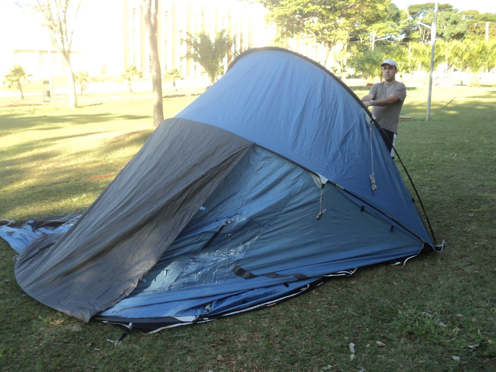 0ce2c882d Camping   Família  Quechua T4.2 XL Air