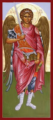 São Miguel Arcanjo - Oração, imagens, pinturas, fotos, ícones, vitrais