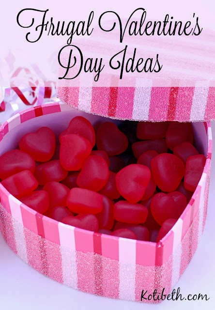 Frugal Valentine's Day Gift Ideas for Couples