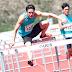陳仲泓回歸大專賽 破紀錄膺110米欄王