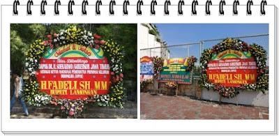 toko jual bunga papan surabaya agustina