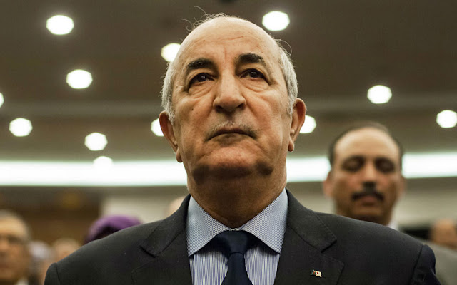Algerian President Abdelaziz Bouteflika replaces prime minister Abdelmalek Sellal in wake of polls with Abdelmadjid Tebboune