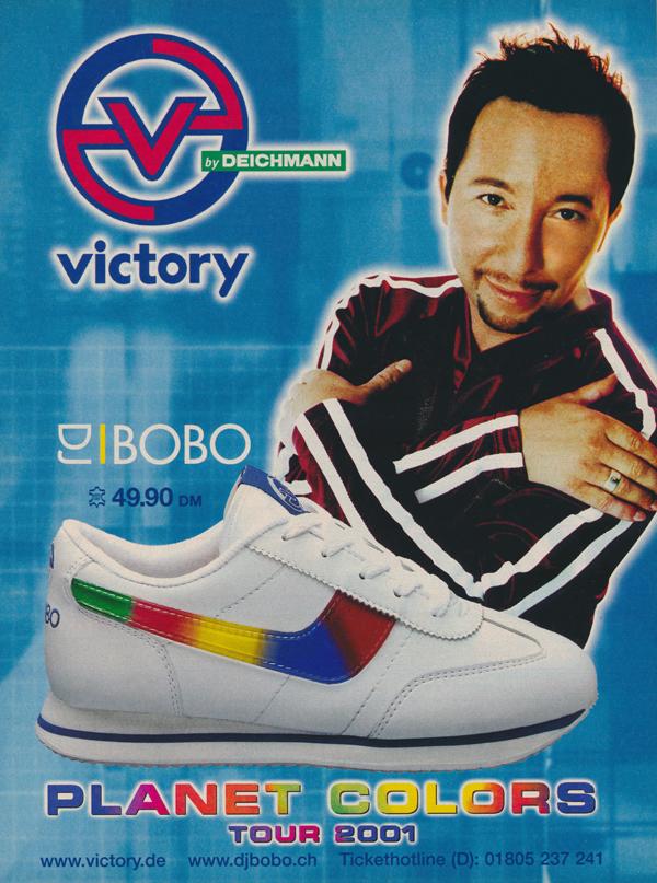 DJ Bobo Sneaker