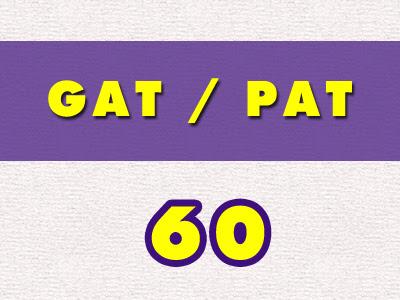 ติว GAT PAT ที่บ้านที่ภูเก็ต หาดใหญ่ ชลบุรี ระยอง ขอนแก่น อุดร มหาสารคาม เชียงใหม่ นนทบุรี ปทุมธานี สมุทรปราการและในกรุงเทพฯ