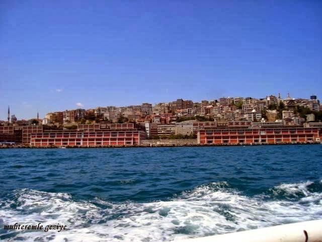 Karakoy Port