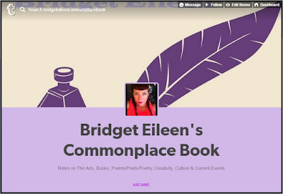 Bridget Eileen's Commonplace Book on Tumblr
