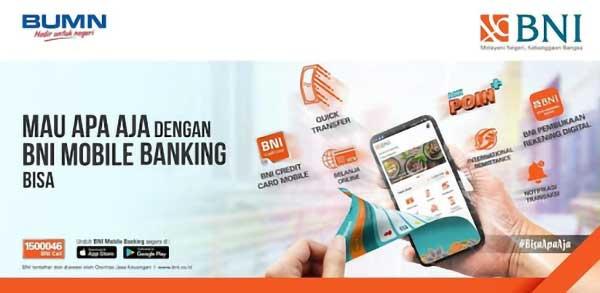 Aktivasi Ulang BNI Mobile Banking Karena Terhapus