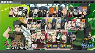 Naruto Senki Fixed FC AN14 Apk