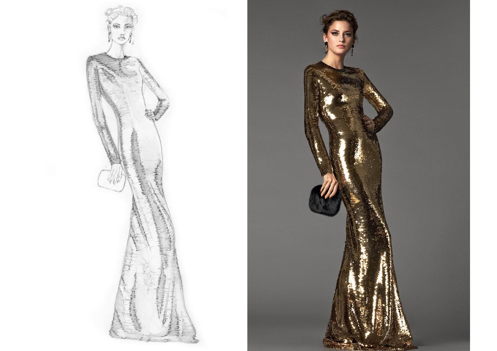 Valentina Poltronieri Fashion Blog Disegni Di Moda