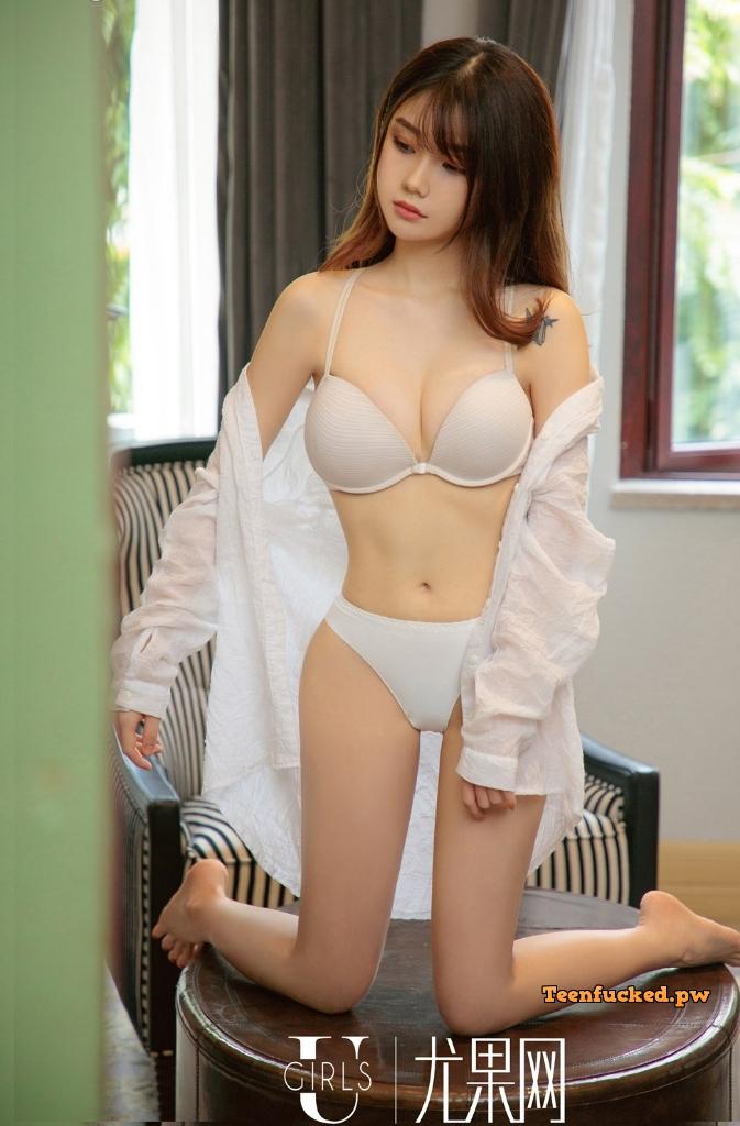 UGIRLS U403 MrCong.com 045 wm - UGIRLS U403: Người mẫu 泡芙少女 (66 ảnh)