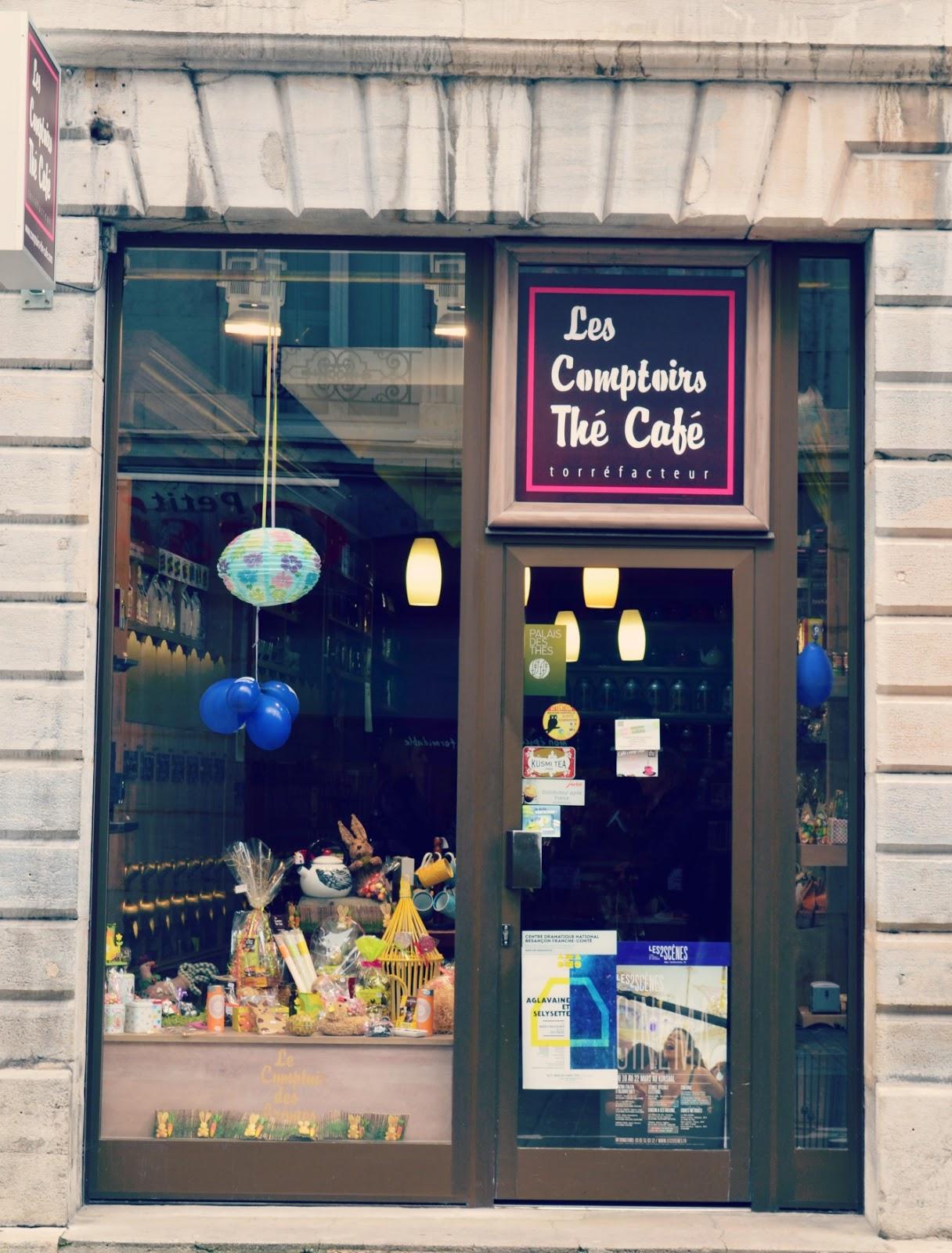 Juliette et Marie  Les Comptoir des thés et cafés à Besançon 62ea2c5682d6